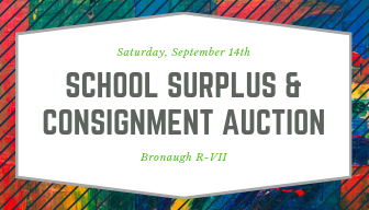School Surplus & Consignment Auction